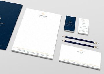 Refonte charte graphique Cabinet conseil et coaching Sophie JOUM © CIMAJINE