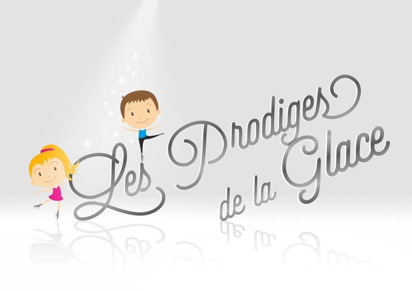 FFSG : Création Logo et Affiche Les Prodiges de la Glace Image