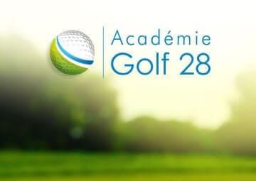 Création du logo pour un club de golf © CIMAJINE