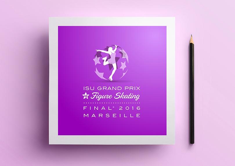Création logo et tous les supports de communication pour une compétition sportive internationale © CIMAJINE Communication visuelle Graphiste St-Nazaire Image
